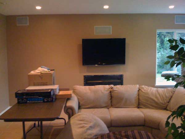 Family Room Tv Tv Wall Units Family Room Modern With Aventura