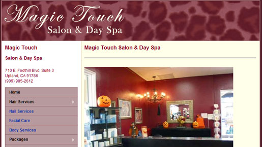 Magic Touch Salon & Day Spa