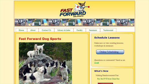 Fast Forward Dog Sports