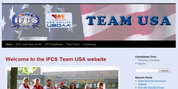 IFCS Team USA