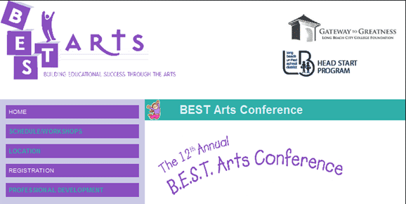 BEST Arts Conference, 2011